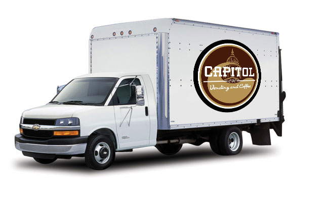 Capitol Vending and Coffee truck in Austin