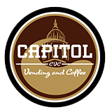 Capitol Vending and Coffee logo