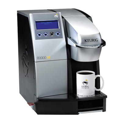 Keurig single cup machine
