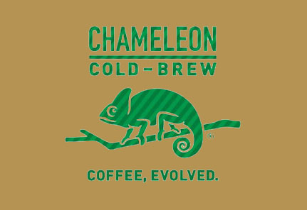 Chameleon Coffee logo